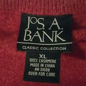 Jos. A. Bank Sweaters - Mens 100% Cashmere Sweater